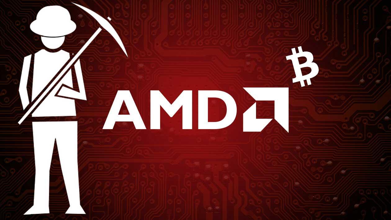 AMD amplia la producción de GPU para beneficiar a la minería