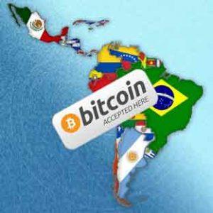 Criptomonedas en Latinoamerica(