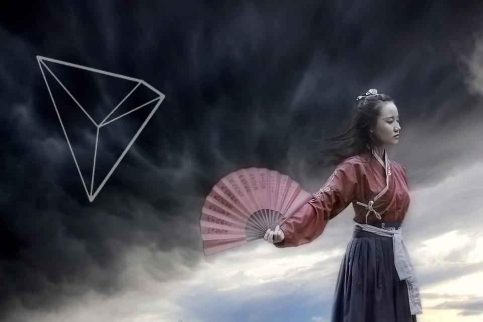 Tron la nueva criptomoneda china