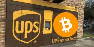 Ups piensa en Bitcoin