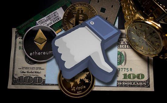 Facebook y criptomonedas