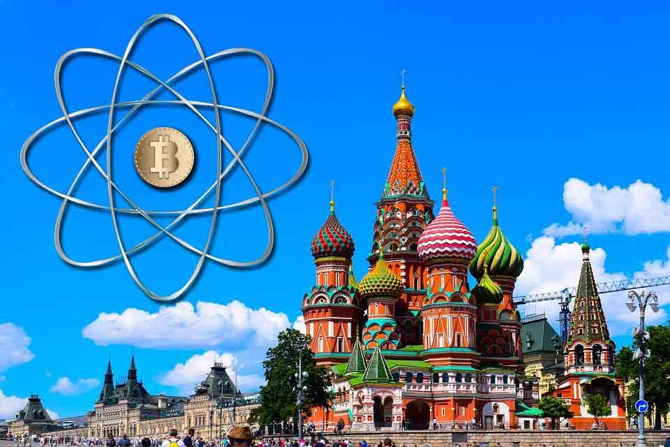 rusia minador atomico