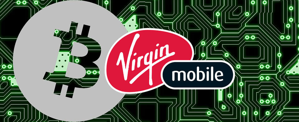 Virgin Mobile criptomonedas