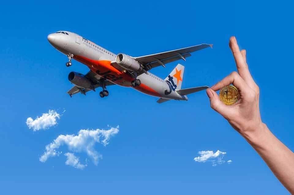 En aerolínea de Taiwan podrás pagar tu boleto con criptomonedas