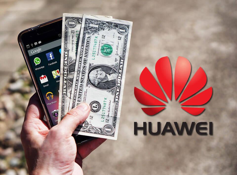 Bitcoin Huawei