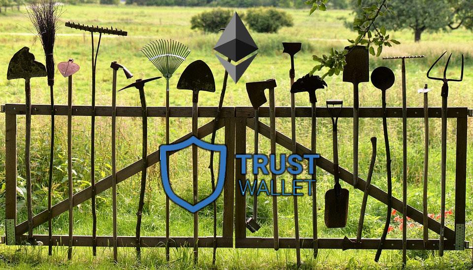 Ethereum y Trust Wallet