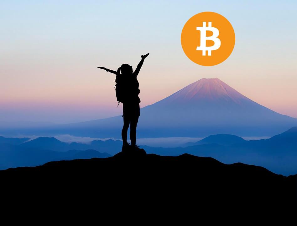 subida bitcoin
