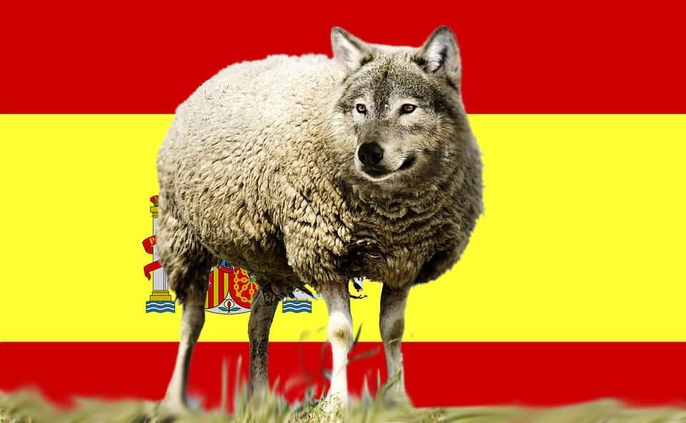 España y criptomonedas