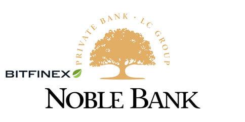 Noble Bank y Bitfinex