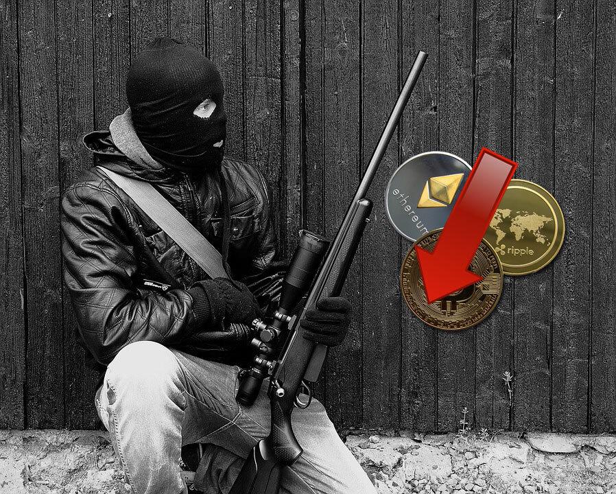 Criptomonedas terrorismo