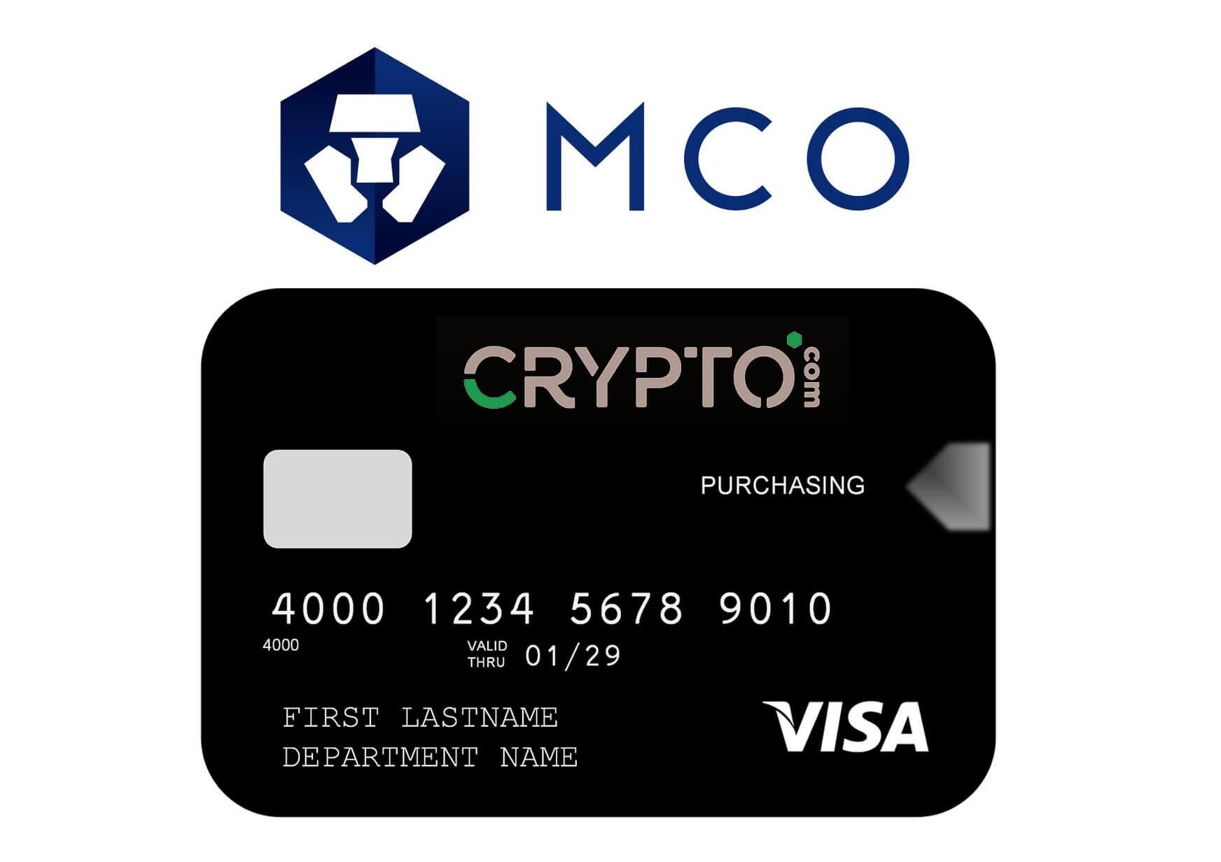 Visa para criptomonedas