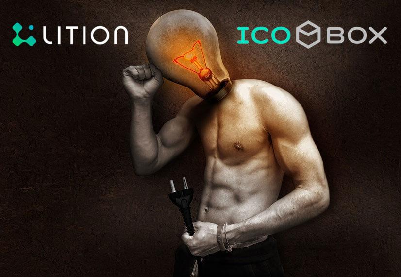 Lition e ICOBox