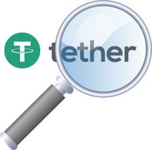 Tether  criptomonedas