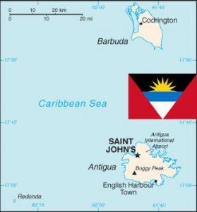 ciudadanía  Caribe Criptomonedas