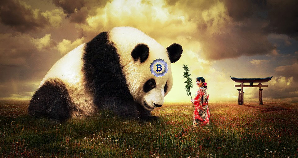 Banco Japón criptomonedas