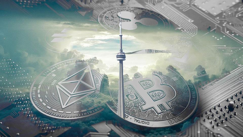 Canadá criptomoneda