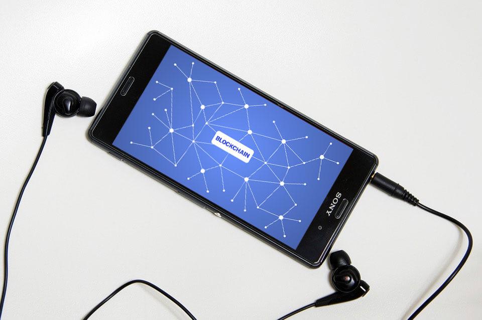 Sony Blockchain