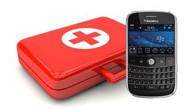 BlackBerry y Blockchain medico