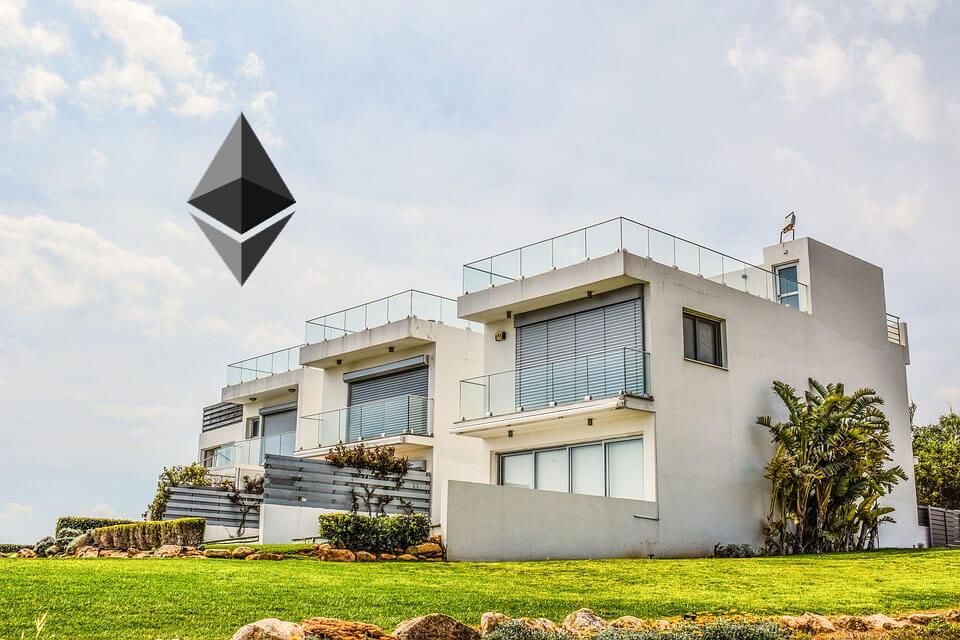 inmobiliaria EEUU por Ethereum