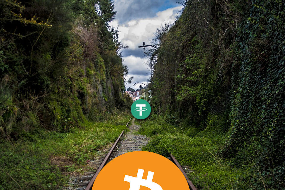 Tether vs Bitcoin