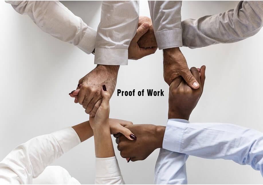 IBM Investigación de IBM mostró que el protocolo Proof-of-Work de Bitcoin puede ser beneficioso