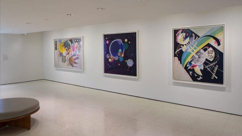 Kandinsky art painting