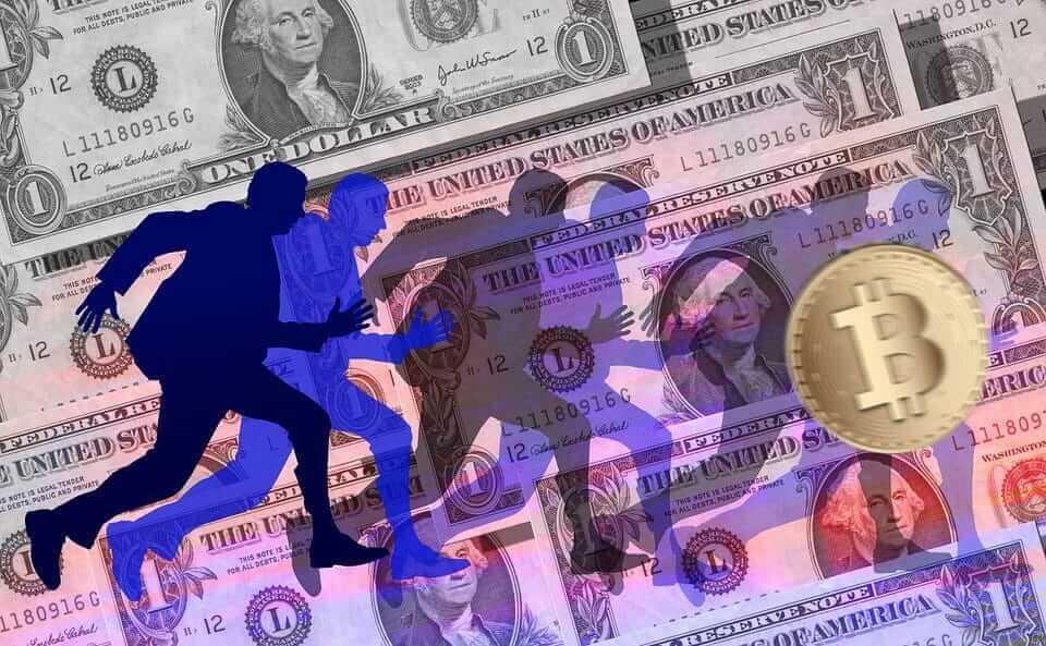 Bancos y criptomonedas