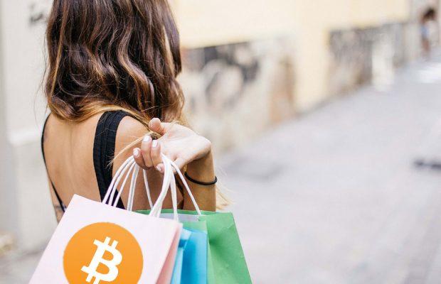 Compras con bitcoin