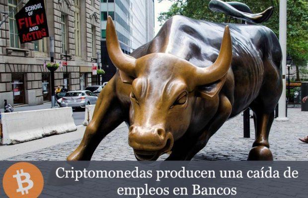 criptomonedas producen una caida de empleos en bancos2