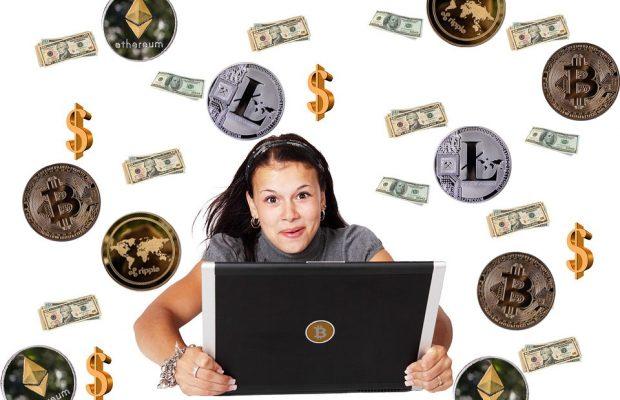 Ganar dinero con criptomonedas