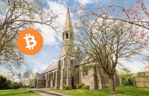 iglesia del reino unido se vende en bitcoins
