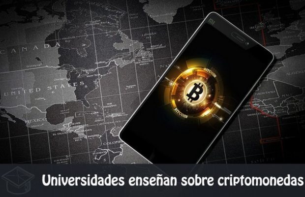 las universidades ensenan sobre criptomonedas