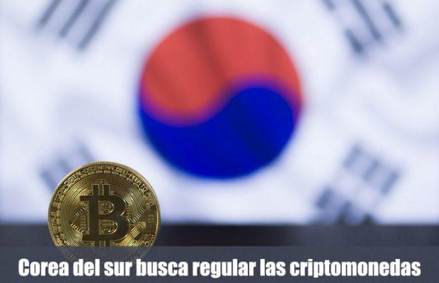 corea del sur busca regular las criptomonedas