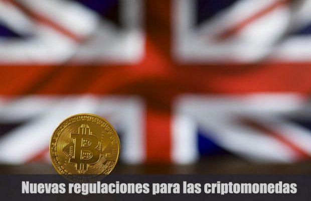 reino unido publica nuevas regulaciones para las criptomonedas
