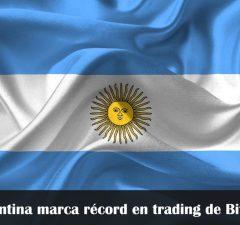argentina marca record en trading p2p de bitcoin