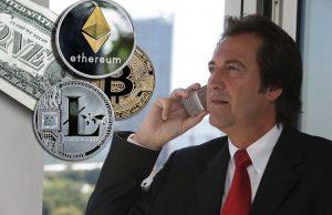 Brokers y Bitcoins con criptomonedas