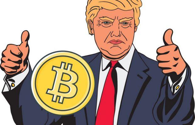 cae el precio del bitcoin luego del discurso de trump