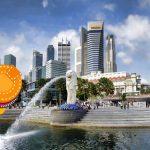 singapur es el principal receptor de bitcoin a nivel mundial