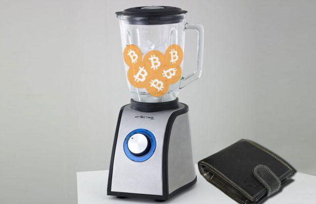 Mezcladora de Bitcoin