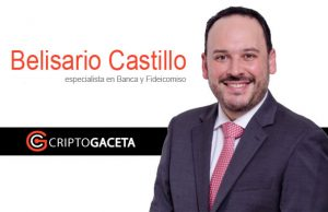Belisario Castillo BLockchain