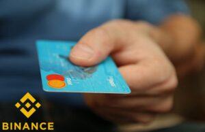 binance permite la compra de criptos con tarjeta de debito