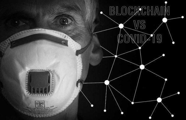 Blockchain VS covid19