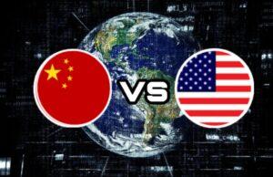 China vs. EE.UU