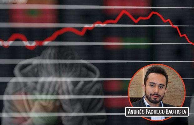 Andrés Pacheco Bautista Crisis Criptoactivos