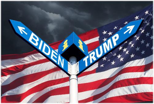 Criptomonedas EEUU Biden Trump